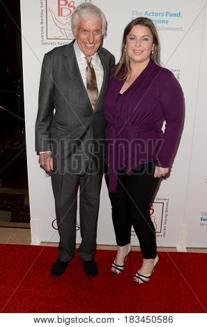 LOS ANGELES - APR 23:  Dick Van Dyle, Arlene Silver at the Professional Dancers Society's 30th Gypsy Awards at the Beverly Hilton Hotel on April 23, 2017 in Beverly Hills, CA
