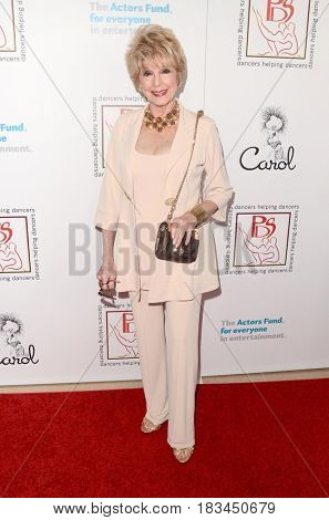 LOS ANGELES - APR 23:  Karen Sharpe Kramer at the Professional Dancers Society's 30th Gypsy Awards at the Beverly Hilton Hotel on April 23, 2017 in Beverly Hills, CA