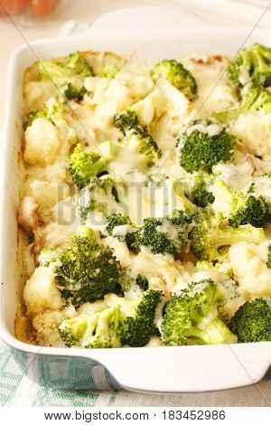 Dual Cabbage Casserole With Chicken And Quinoa