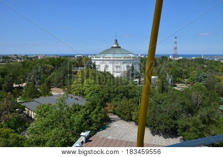 Views Of The City Of Sevastopol In May 2014