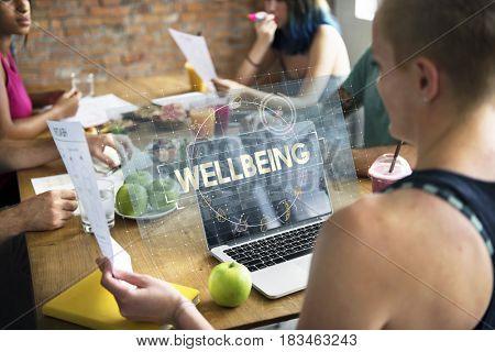 People Well being Healthy Meeting