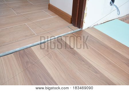 Laminate Wood Flooring - Laminate Flooring. Floor Installation Repair.