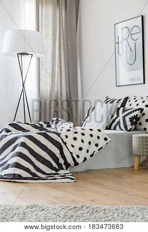 Stylish Modern Bedroom