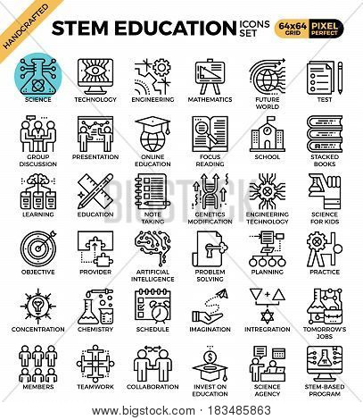 Stem (science,technology,engineering,math) Education