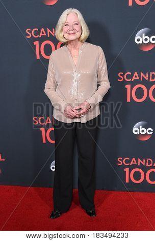 LOS ANGELES - APR 08:  Debra Mooney arrives to the
