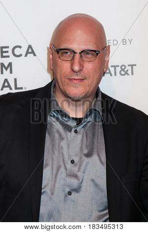 NEW YORK, NY - APRIL 24: Director Oren Moverman attends 'The Dinner' Premiere at BMCC Tribeca PAC on April 24, 2017 in New York City