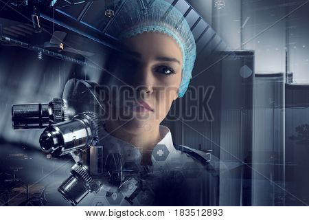 Innovative technologies in science and medicine. Mixed media