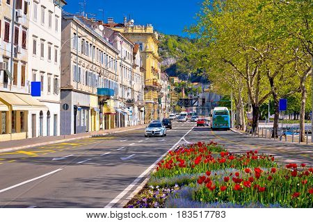 City Of Rijeka Delta Street View