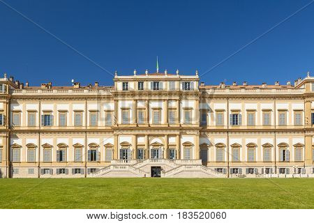 Royal Villa In The City Of Monza