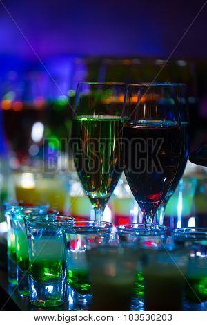 Nightlife, Bad Habit, Addiction, Bar And Restaurant, Mix And Serve