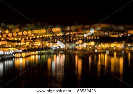 Blurred City Background (blur)