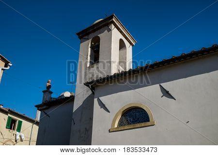 Guardistallo, Pisa, Italy - Historic Tuscany Hamlet