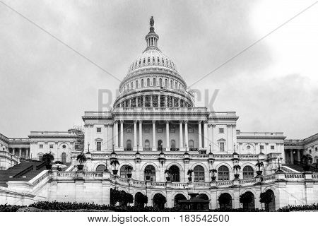A black and white look at the congres
