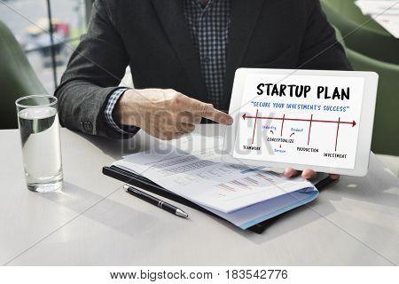 Marketing Startup Plan Fintech
