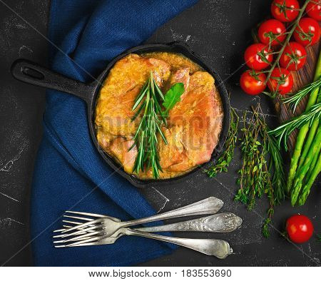 Baked Turkey Breast