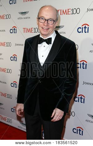 Chief Content Officer at Time, Inc Alan Murray attends the Time 100 Gala at Frederick P. Rose Hall on April 25, 2017 in New York City.