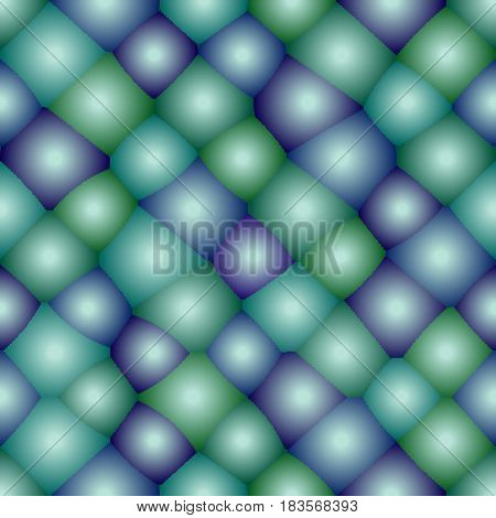 Seamless Atom Pattern