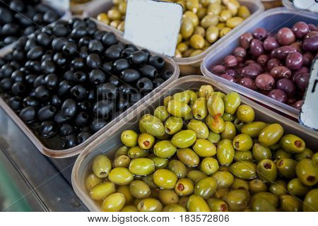 Olive Healthy Food