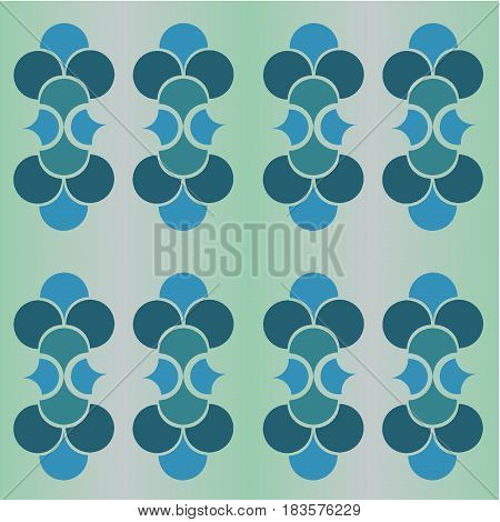 seamless pattern of flowers tradition fashion designs pattern tile no auto pattern 100 percent manually adjusted just drag into you swatches and use easily its a eps 10