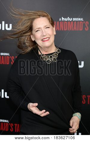 LOS ANGELES - APR 25:  Ann Dowd at the Premiere Of Hulu's