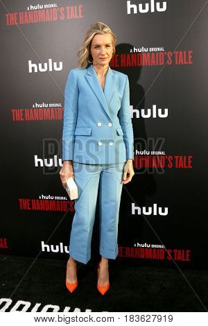 LOS ANGELES - APR 25:  Ever Carradine at the Premiere Of Hulu's