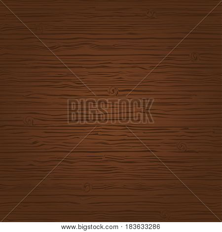 Wood texture background. Brown wood texture background, vector