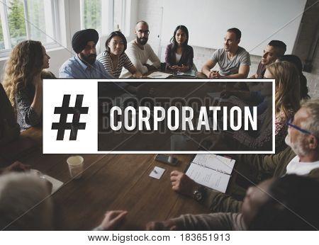 Corporation Organization Business Company Enterprise