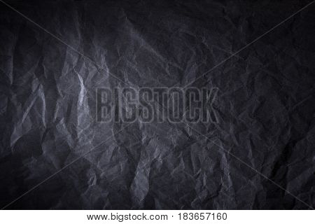 Black Cracked Texture Background. Stone Like