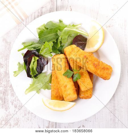 fish fingers sticks