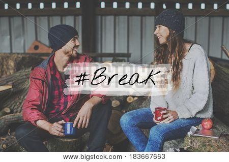 Chill Break Leisure Enjoyment Holiday