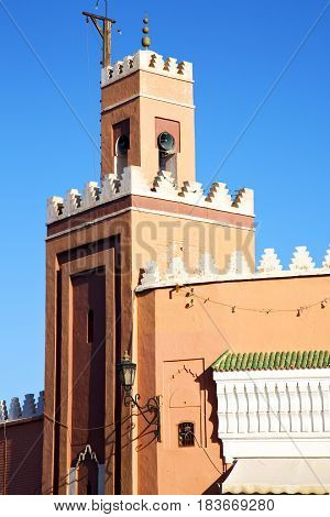 Muslim The History  Symbol  In   Africa  Minaret Religion     Sky