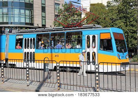 Bulgaria Public Transport