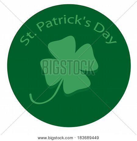 St Patrick's day symbol ireland shamrock lucky culture