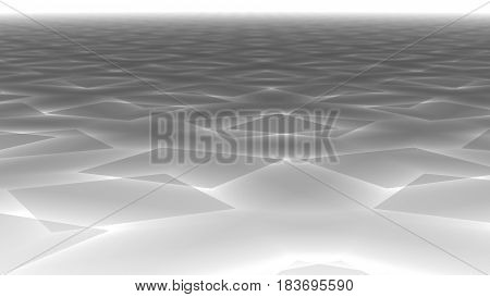 Abstract fractal background looks like digital plain surface