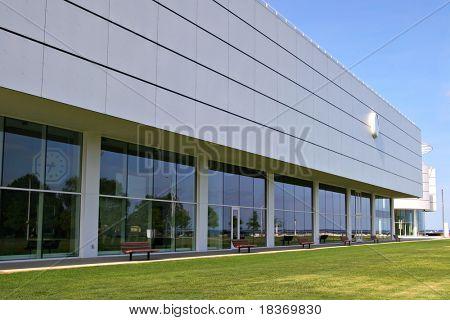 Modern Building Architecture