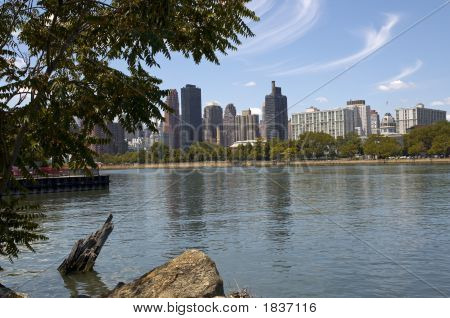 City Across The River