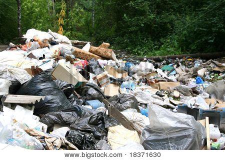 great rubbish heap