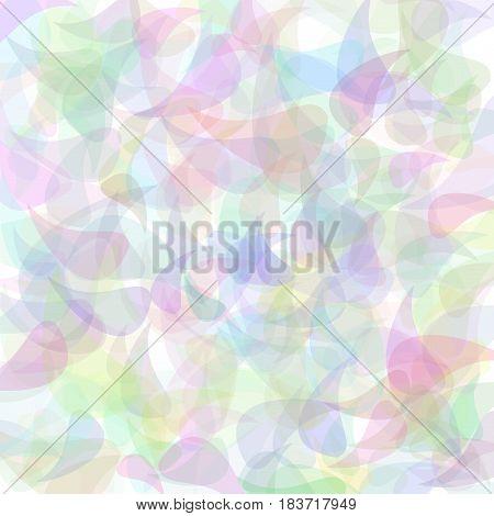 Retro vector pastel background, vintage colored illustration