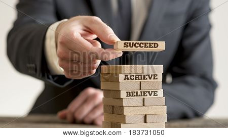 Believe Achieve And Succeed