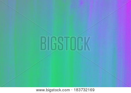 Fantasy green and violet with gradient empty design watercolor abstract background