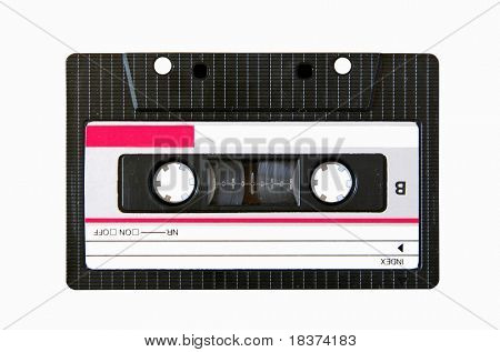 old tape isolated