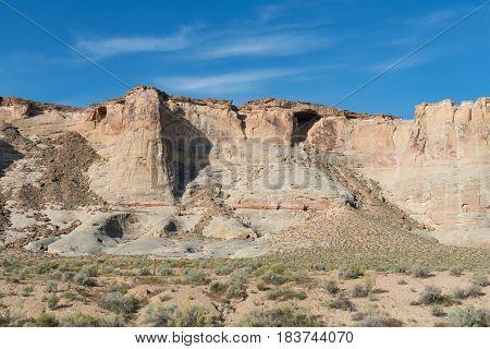 Navajo Andstone Cliffs