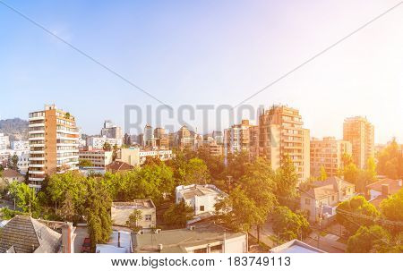 Providencia Commune In Santiago