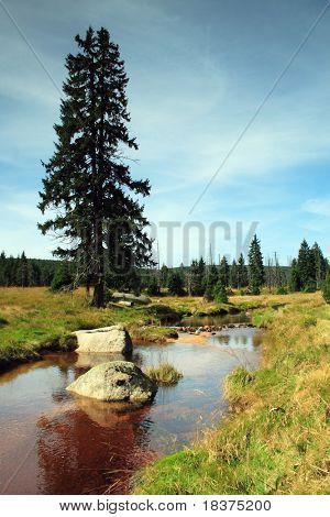 sapphire river
