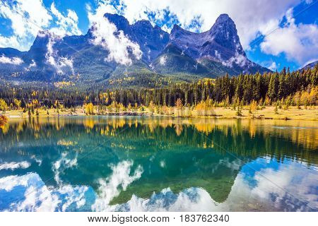 Magnificent mountains