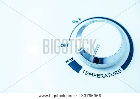 Water Temperature Volume Adjust At Water Heater Shower Bathroom