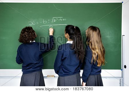 Mathematics Academic Study Students Learning