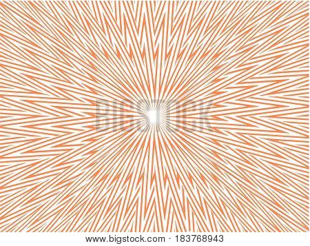Peach Striped Background Vect...