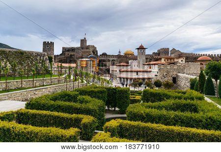 Rabati Castle In Akhaltsikhe, Georgia