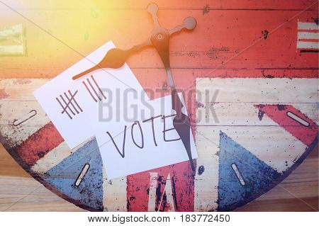 Political Thoughts: Countdown to UK Elections UK Vote Votes in Electoral Decisions Voting in UK voters in the United Kingdom